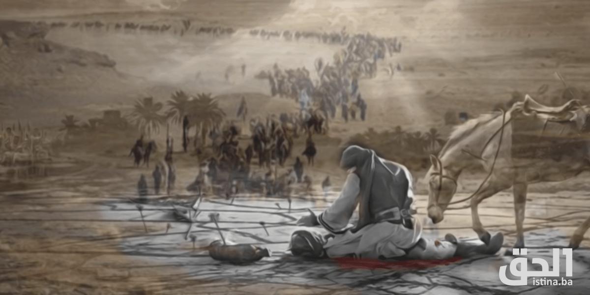 Da li je Jezid, sin Muavije, naredio ubistvo Husejna, unuka Allahovog Poslanika?