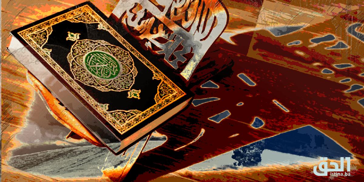 Plemeniti ashabi su uzeli od Poslanika Kur'an i sunnet, i govor i značenje